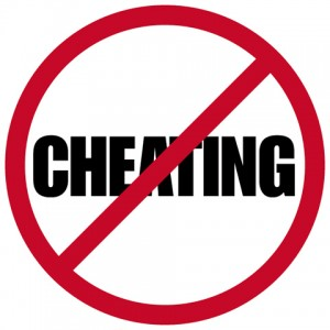 Don't Cheat