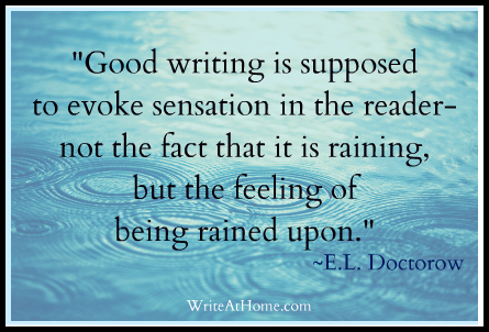 Doctorow quote on writing