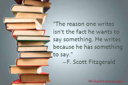 Quote by F Scott Fitzgerald