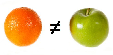 apple-no-equal-orange