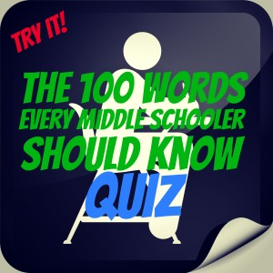 Quiz 100 Words