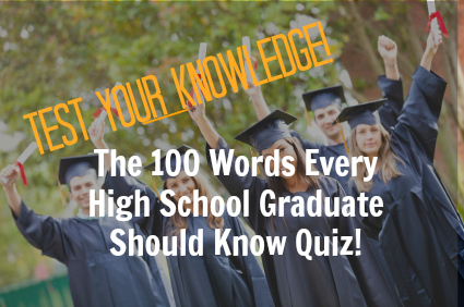 100 words Quiz